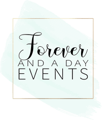 Forever and a day event logo