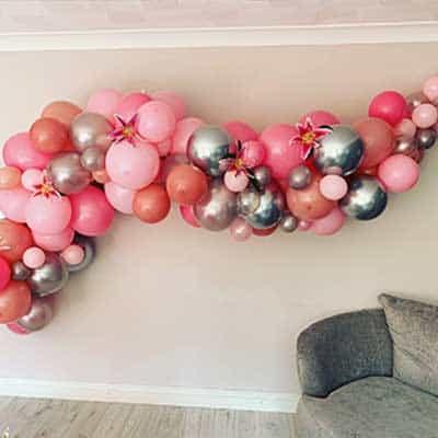 balloon garland berkshire