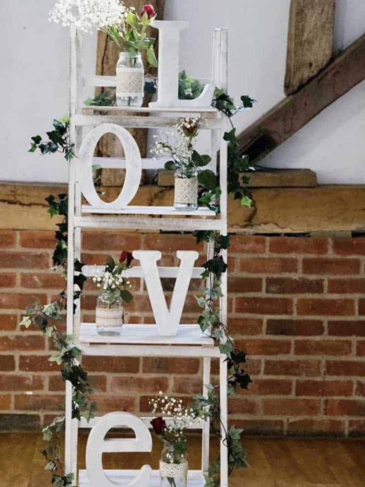 Table plan love ladder